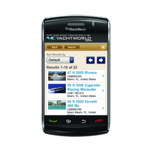 YachtWorld.com Mobile Site